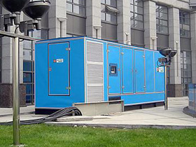 Cargo Equipment Solutions - Generators - Power Packs